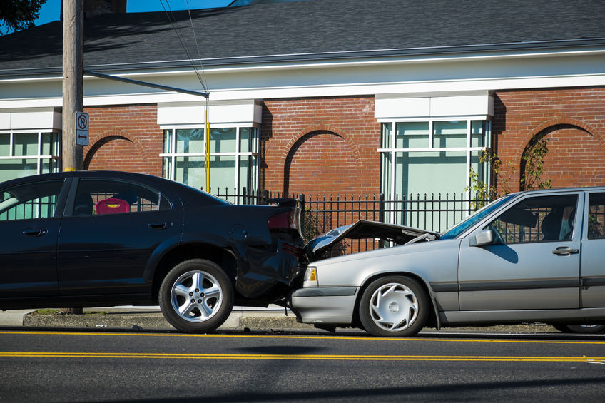 Car Accidents Involving Multiple Vehicles