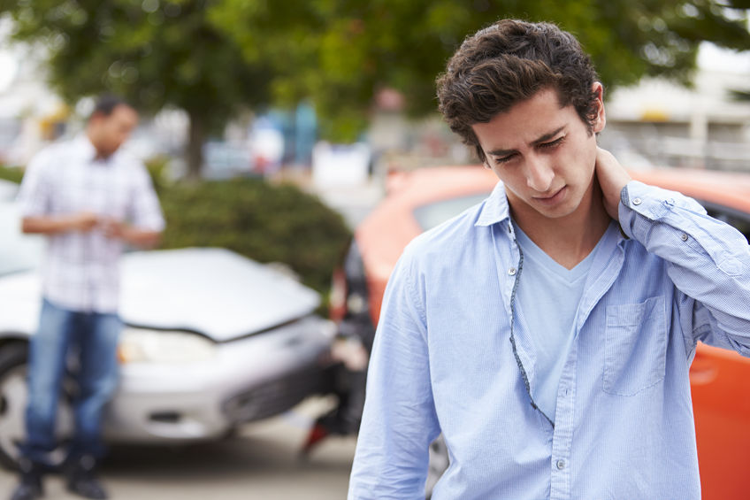 Common Neck & Back Injuries Caused By Car Accidents