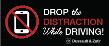 Top 5 Causes of Distracted Driving