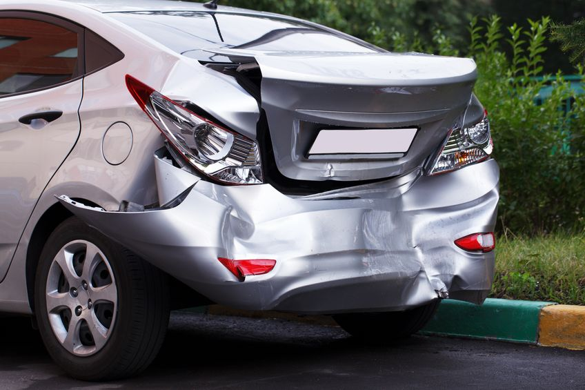 "Car Accidents: Getting ""Rear-Ended"""