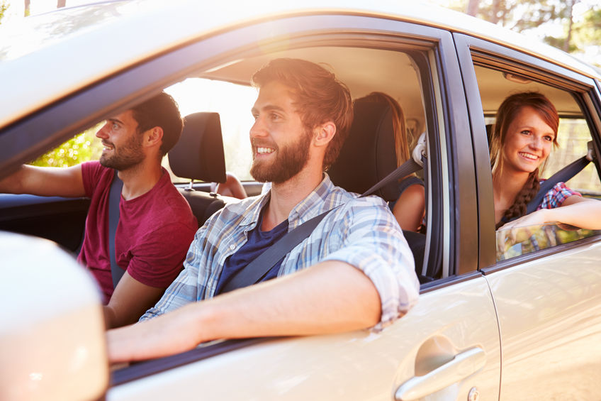 Types of Distracted Driving: Passenger Distraction