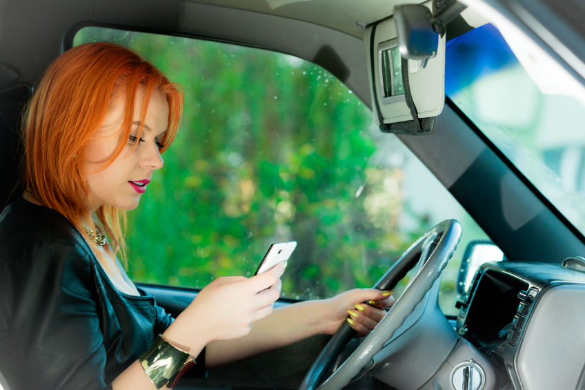 New Year's Resolution: Drop the Distracted Driving
