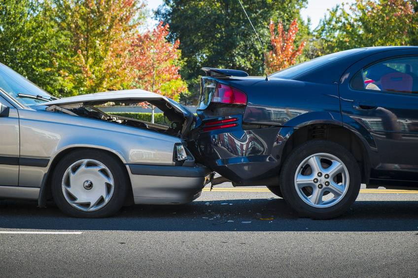 Rear-End Car Accidents: Who's At Fault?