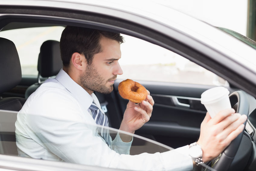 Different Types of Distracted Driving
