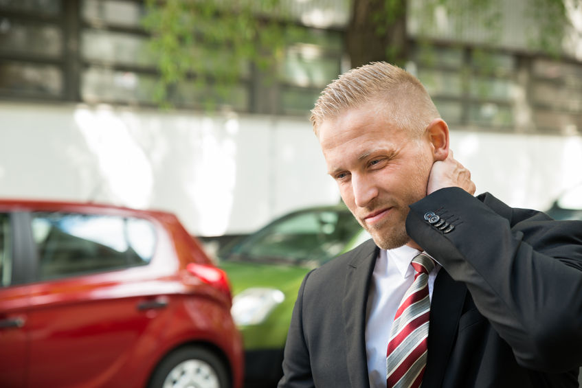 After a Car Accident: Common Injuries