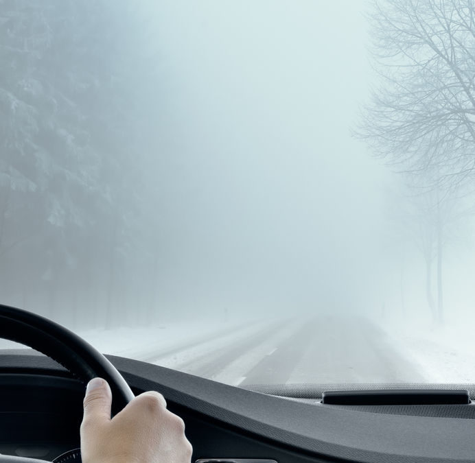 Inclement Weather Car Accidents