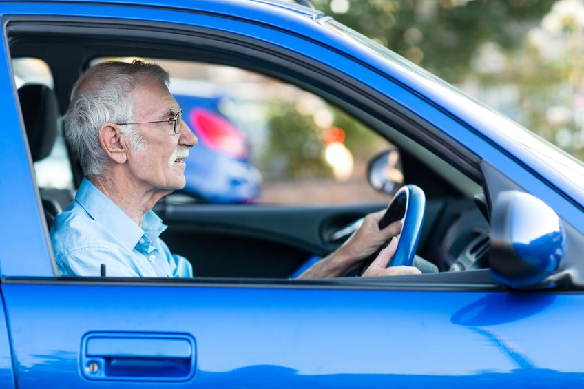 Elderly Drivers and Car Accidents in Massachusetts
