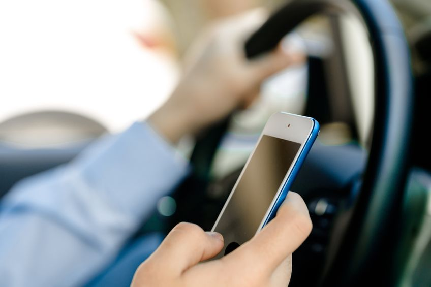 Distracted Driving: Multitasking Behind The Wheel