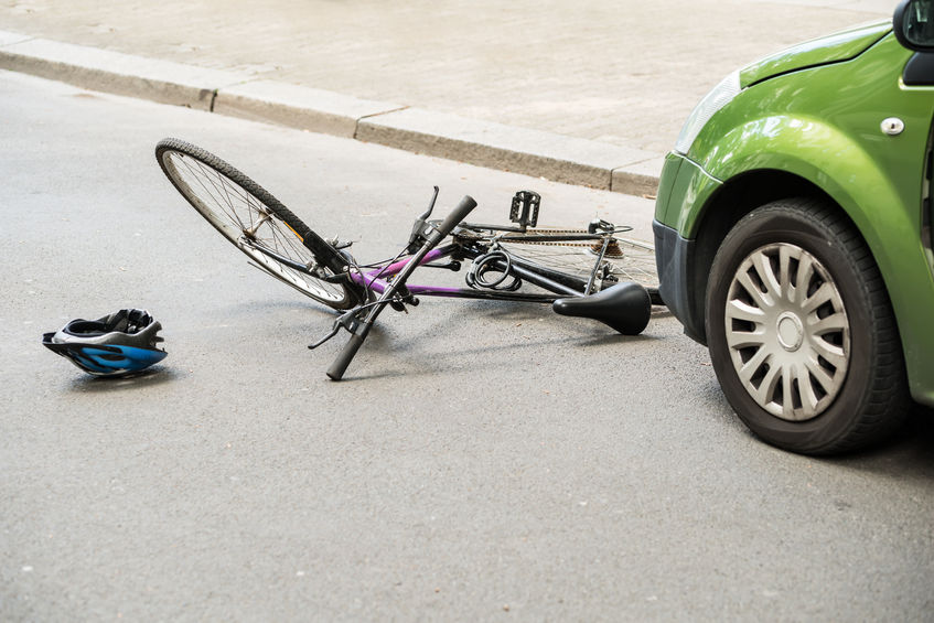 Common Causes of Auto-Bicycle Accidents