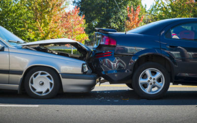 Common Types of Car Accidents Cause By Distracted Driving
