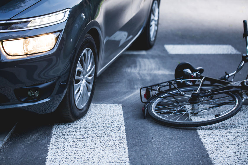 What Are The Most Common Causes of Auto-Bicycle Accidents?