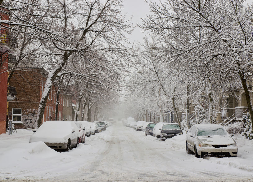 Winter Weather And Auto-Pedestrian Accidents