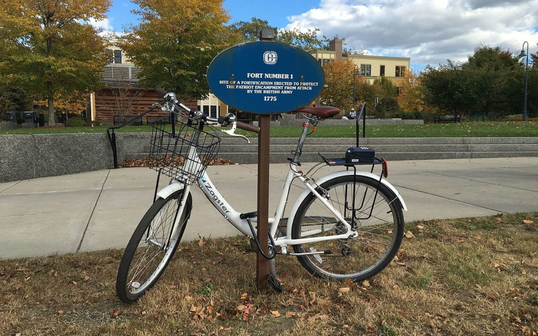 New Bike Share Program & Bicycle Safety in New Bedford