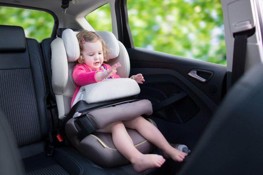 Summertime Child Passenger Safety Tips
