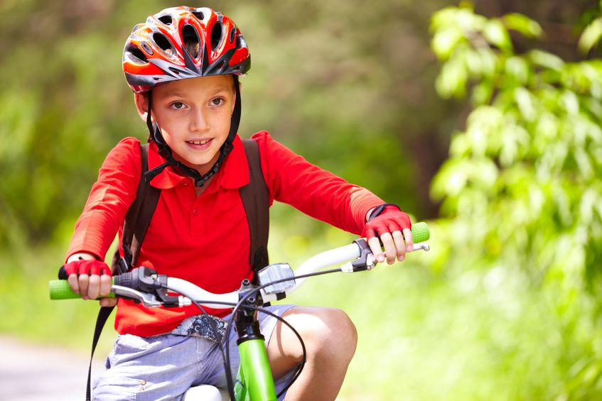 April Vacation Safety Tips To Avoid Auto-Bicycle Accidents
