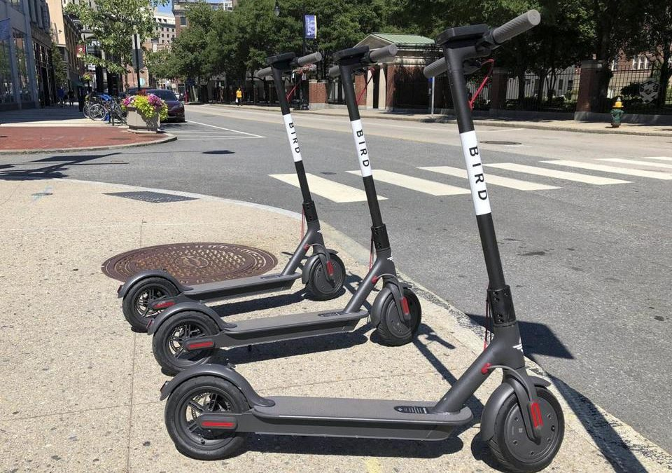 CDC Study Sees A Rise In Electric Scooter and E-Bike Rental Accidents