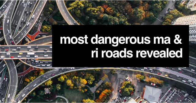 Southcoast & RI's Most Dangerous Roads