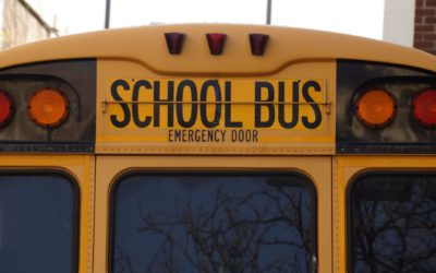 School buses are on the road again, do you know the law?